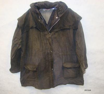 Coat, raincoat; 2013.8.8