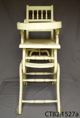 Chair, high; [?]; [?]; CT82.1527a