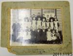 Photograph [Ahuriri School, c1896]; J H Yerex; c1896; 2011.119.5