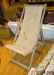 Chair, deck; [?]; 20th century; 2011.240