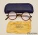 Spectacles and case; Fairmain & Medlin Ltd; 1950s; CT83.1591i