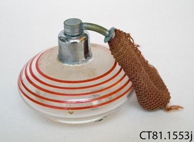 Atomiser, perfume; CT81.1553j