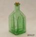 Bottle, medicine; Walbridge Co; [?]; 2010.37