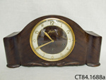 Clock, mantel; Junghans Uhren GmbH; CT84.1688a1
