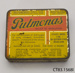 Tin, medicine; Stacey Bros Ltd; Post 1906; CT83.1568l
