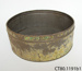 Tin, cake; [?]; Early 20th century; CT80.1191b1