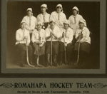 Photograph [Romahapa Hockey Team, 1920]; [?]; 1920; CT79.1286c1