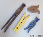 Pegs, clothes; CT81.1235a