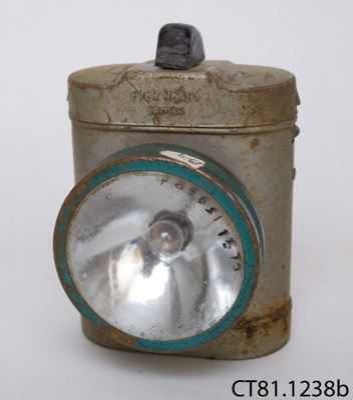 Lamp, bicycle; Eveready; c1930; CT81.1238b
