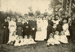 Photograph [Mr and Mrs Spinks, Wedding]; [?]; c1909; CT87.1849a
