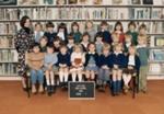 Photograph [Catlins Area School class]; [?]; 1982; CT4583f
