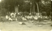 Photograph [Papatowai Picnic] Possibly Kahuika School end of year picnic.; [?]; c1900 ?; CT91.2018