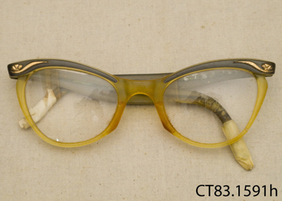 Spectacles; Faber; Mid 20th century; CT83.1591h