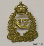 Badge, military; [?]; [?]; 2011.150