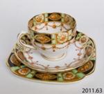 Set, tea; Reid & Co (subsequently Roslyn China); 2011.63