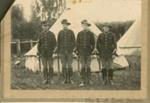 Photograph [Clutha Mounted Rifles, 1901]; Labatt, E A (Mrs); c1901; CT78.1005k
