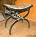 Stool, music; [?]; c1914; CT77.205