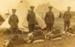 Postcard. Four soldiers. WW1; 1918; 0000.0401
