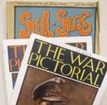 Magazines, WWI; 1916-1918; CT3091 b, c, d, e