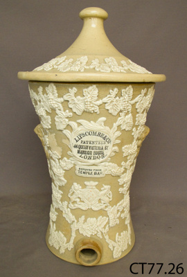 Filter, water; Lipscombe & Co; CT77.26