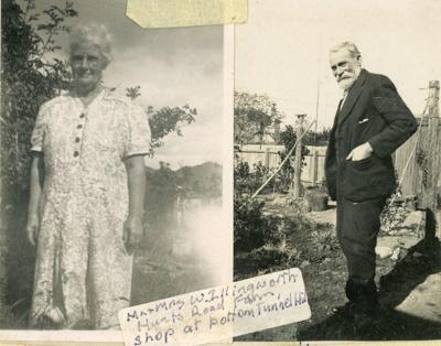 Photograph [Mr and Mrs Illingworth]; [?]; 1920-1930s; CT82.1298b