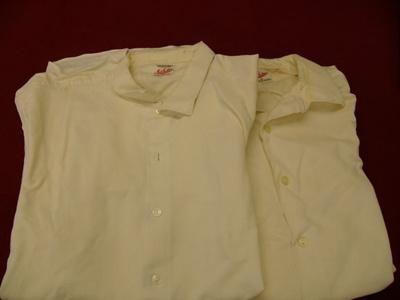 2 white shirts. Lodge.; Lichfield; -; 0000.0777