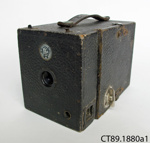 Camera, box; Houghton's Ltd; CT89.1880a
