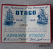 Ephemera, Souvenir, Centenary of the Province of Otago, 1848-1948; [?]; c1948; 2010.471