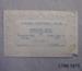 Ticket, Admission ticket, Owaka Football Club, Annual Ball, 1919.; Leader Print; 1919; CT89.1875