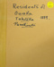Directory; Residents of Owaka, Tahitaka, Purekireki, from Stones Directory 1885 and 1889 ; Stone Son & Co Ltd; 1889; 2010.130