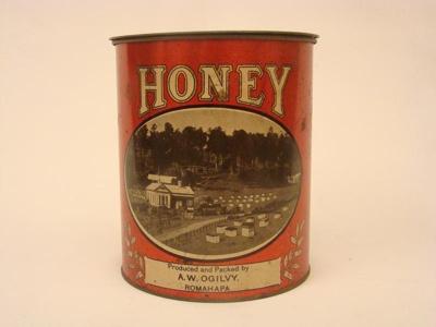 Honey tin, CTNN1