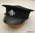 Hat [St John Ambulance Brigade]; St John Ambulance Association; 20th century; 2010.417.1