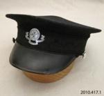 Hat [St John Ambulance Brigade]; St John Ambulance Association; 20th century; 2010.417.1