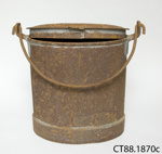 Can, cream; CT88.1870c