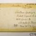 Postcard; Ayson, Peter Hugh (Private, d 11.08.1917); 1916; CT78.966b