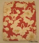 Cover, cot - Quilt; [?]; [?]; CT80.1196c