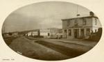 Photograph [Owaka, 1916]; Muir Moodie, Balclutha; 1916; CT89.1877d2