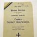 Booklet [ODHS Diamond Jubilee]; [?]; 1936; CT82.1618b