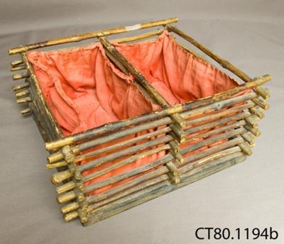 Basket; [?]; c1929; CT80.1194b