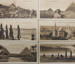 Postcards, from Egypt, WWI; Charles Hayward; 1915; CT78.808