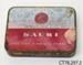 Tin, tobacco; St James's Tobacco Co (N.Z.) Ltd; [?]; CT78.297