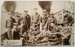 """Photograph [Survivors of the wreck of the """"Dundonald""""]; [?]; 1907; CT83.1627d"""