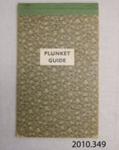 Minute book, Owaka Plunket Branch, 1923-1985; Owaka Plunket Branch; 1923-1985; 2010.349