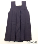 Uniform, school; Austyles; 20th century; 2010.265