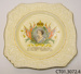 Plate, commemorative; Grimwades Ltd; c1953; CT01.3072.4