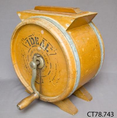 Churn, butter; Henderson & Pollard Ltd; [?]; CT78.743