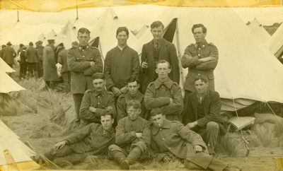 Photograph [Soldiers]; [?]; [?]; CT79.1024a11
