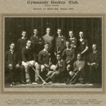 Photograph [Gymnastic Hockey Club]; [?]; 1922; 2010.747