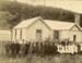 Photograph [Tahatika school pupils with teacher]; [?]; c1900; CT85.1709e