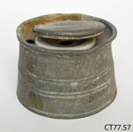 Inkwell; CT77.57